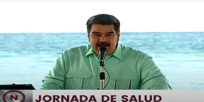 Nicolás Maduro: «Venezuela ha conseguido una medicina que anula al 100% el coronavirus»
