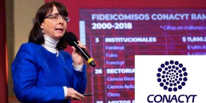 La desaparición de los fideicomisos no afectará la ministración de recursos para investigación y becas: Conacyt