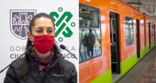 Tiene aval el Plan de Modernización al Metro de la CDMX de Sheinbaum.