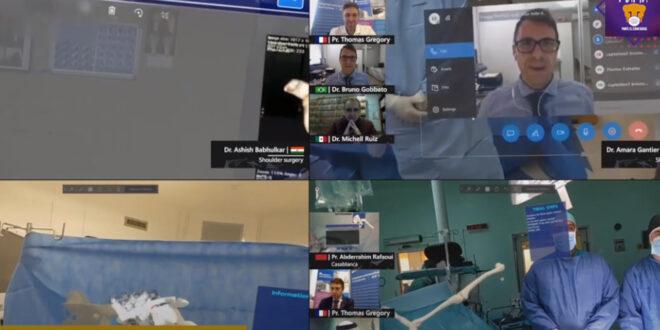Realizan en México primera cirugía con realidad mixta
