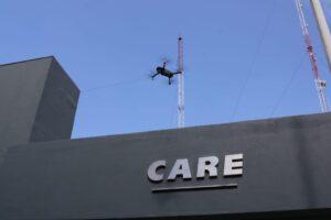 Los drones también forman parte del las herramientas para mejorar la seguridad en Azcapotzalco.