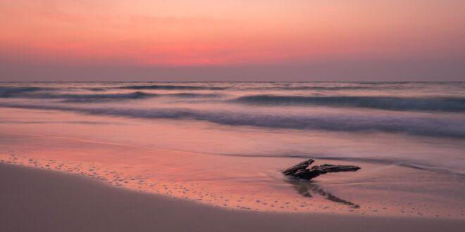 Playa mexicana que ilustra el turismo del que habla Daniel Madariaga Barrilado