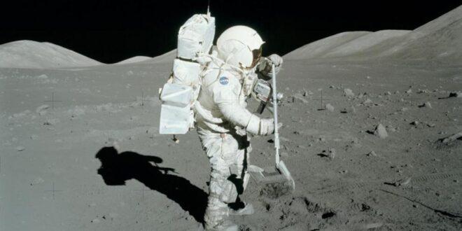 Hallan nuevas pistas geológicas en la Luna